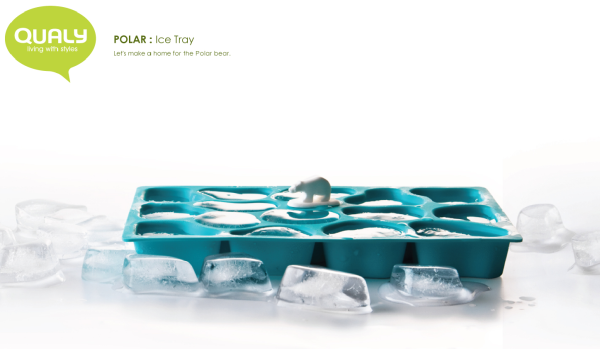 polar ice tray